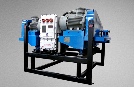 DC Series Decanter Centrifuge